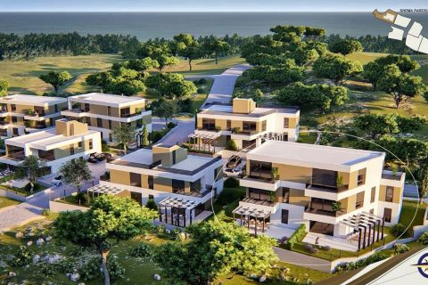 Real estate Murter, Sale of new flats near beach AM-623, Mirakul real estate