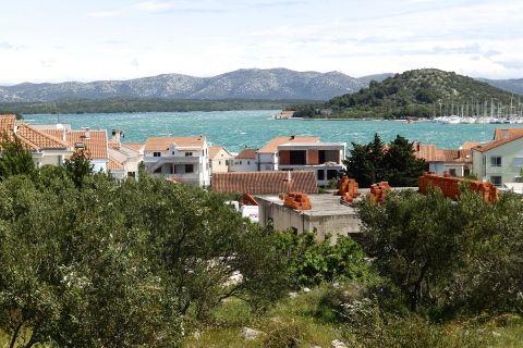 Nekretnine otok Murter, stan, Mirakul nekretnine, ID - AM - 622, Novi stanovi u blizini plaže