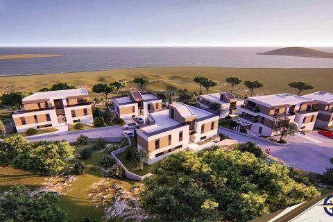 Nekretnine otok Murter, zemljište, Mirakul nekretnine, ID - AM-634, Apartmansko naselje Ruža vjetrova - Jugo