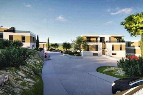 Murter, Novi projekt, apartmansko naselje Ruža vjetrova - Jugo