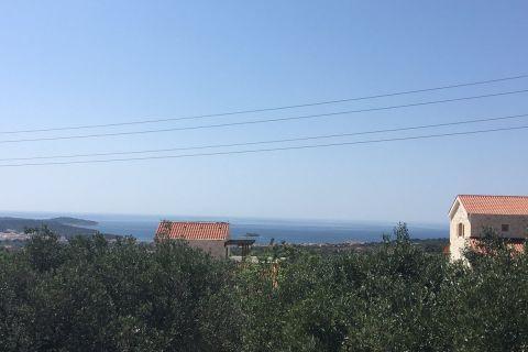 Nekretnine Rogoznica, Prodaja zemljišta sa panoramskim pogledom GR-325, Mirakul nekretnine 1