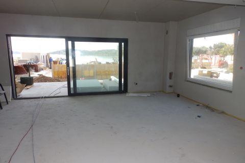 Ingatlan Srima Vodice Horvátország, lakás, Mirakul ingatlaniroda, ID - AS-653, Tengerparti új földszinti 3-szobás lakás kertel 3