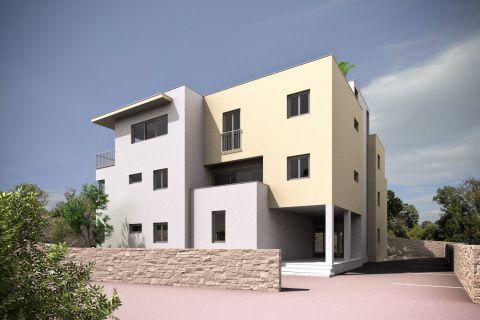 Nekretnine Vodice, stan, Mirakul nekretnine, ID - AV-679, Novogradnja, Apartman PP3 u prizemlju 2