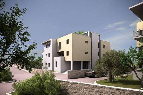 Nekretnine Vodice, stan, Mirakul nekretnine, ID - AV-679, Novogradnja, Apartman PP3 u prizemlju 4