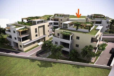 Nekretnine Vodice, stan, Mirakul nekretnine, ID - AV-679, Novogradnja, Apartman PP3 u prizemlju 1