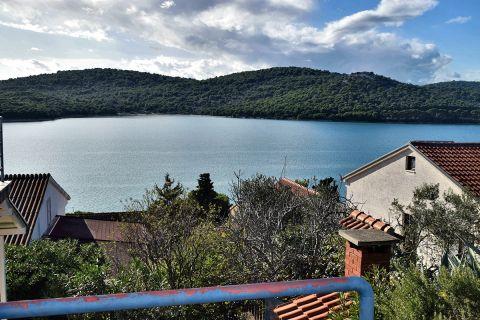 Immobilien Tisno Kroatien, Haus, Mirakul Immobilienagentur, ID - KT-511, Haus mit großem Garten und Panoramablick 5