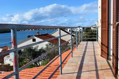 Properties Tisno Croatia, house, Mirakul Real Estate agency, ID - KT-511, House with garden near the sea 4