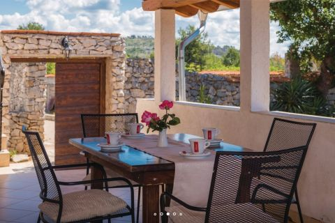 Properties Vodice Croatia, house, Mirakul Real Estate agency, ID - KG-515, House with pool and restaurant 8