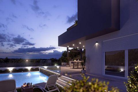 Immobilien Brodarica, Verkauf von luxüriöse und moderne Villa KB-534, Mirakul Immobilien 2