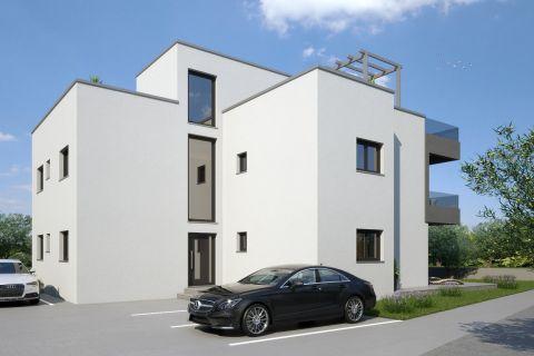 Immobilien Murter, Verkauf von Wohnung in modernem Neubau AM-733, Mirakul Immobilien 2