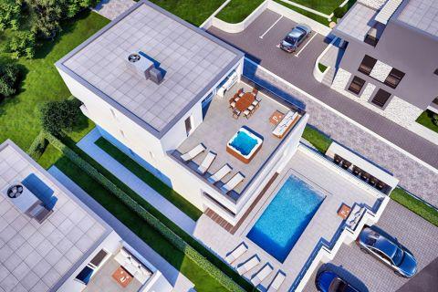 Murter ingatlan, Eladó háromszobás új tengerparti lakás, AM-738, Mirakul ingatlanok 3