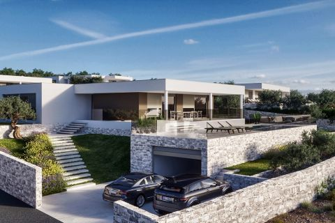 Real estate Primošten, Luxury villa for sale in an elite complex with a swimming pool, KP-538, Mirakul real estate 2