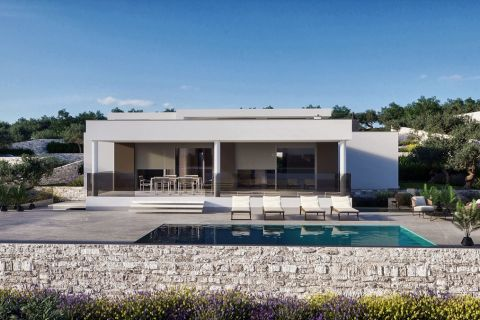 Real estate Primošten, Luxury villa for sale in an elite complex with a swimming pool, KP-538, Mirakul real estate 3