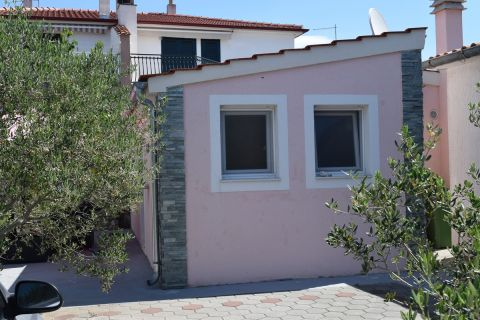 Brodarica Ingatlan, Eladó két ház a tenger közelében, KB-539, Mirakul Ingatlanok 1