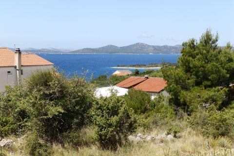 Nekretnine Drage, Prodaja zemljišta sa otvorenim pogledom na more, u blizini plaže, GD-352, Mirakul nekretnine 3