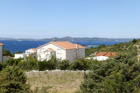 Nekretnine Drage, Prodaja zemljišta sa otvorenim pogledom na more, u blizini plaže, GD-352, Mirakul nekretnine 2