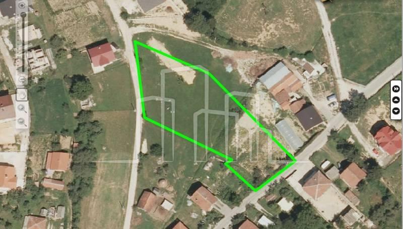 Zemljište na prodaju 2,5 duluma Blažuj Ilidža