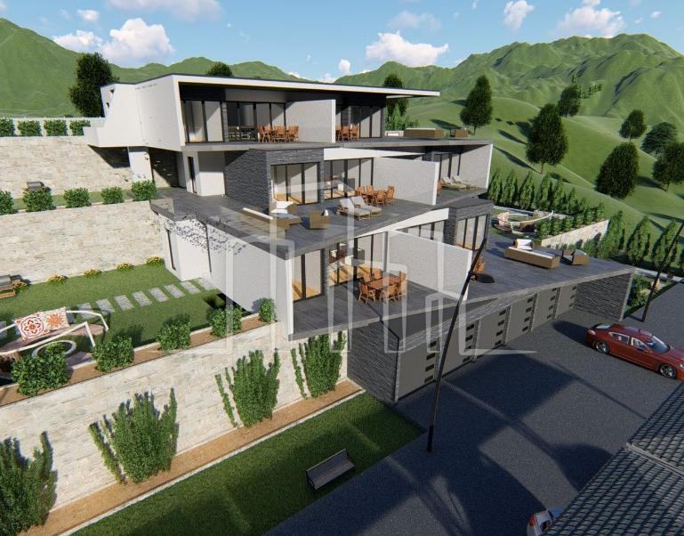 Novogradnja Villa Terrazza stan A2 četverosoban