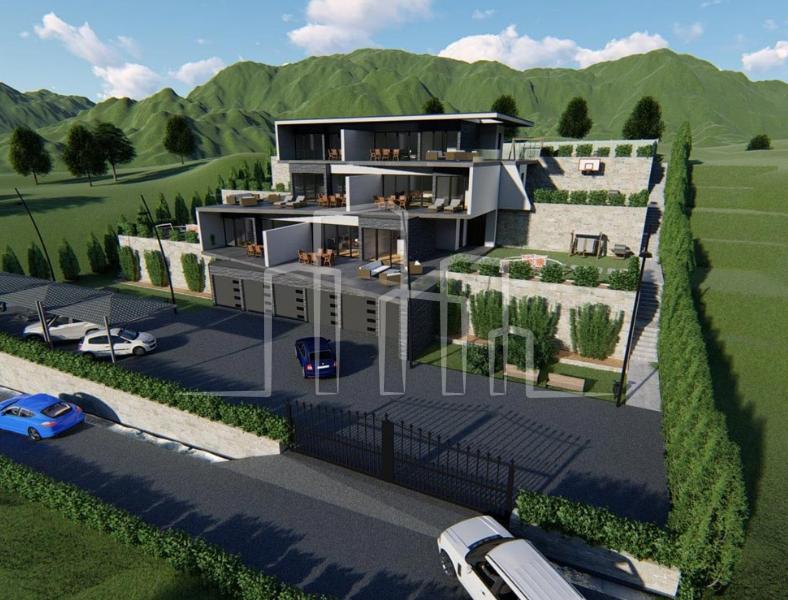 Novogradnja Villa Terrazza stan B2 četverosoban