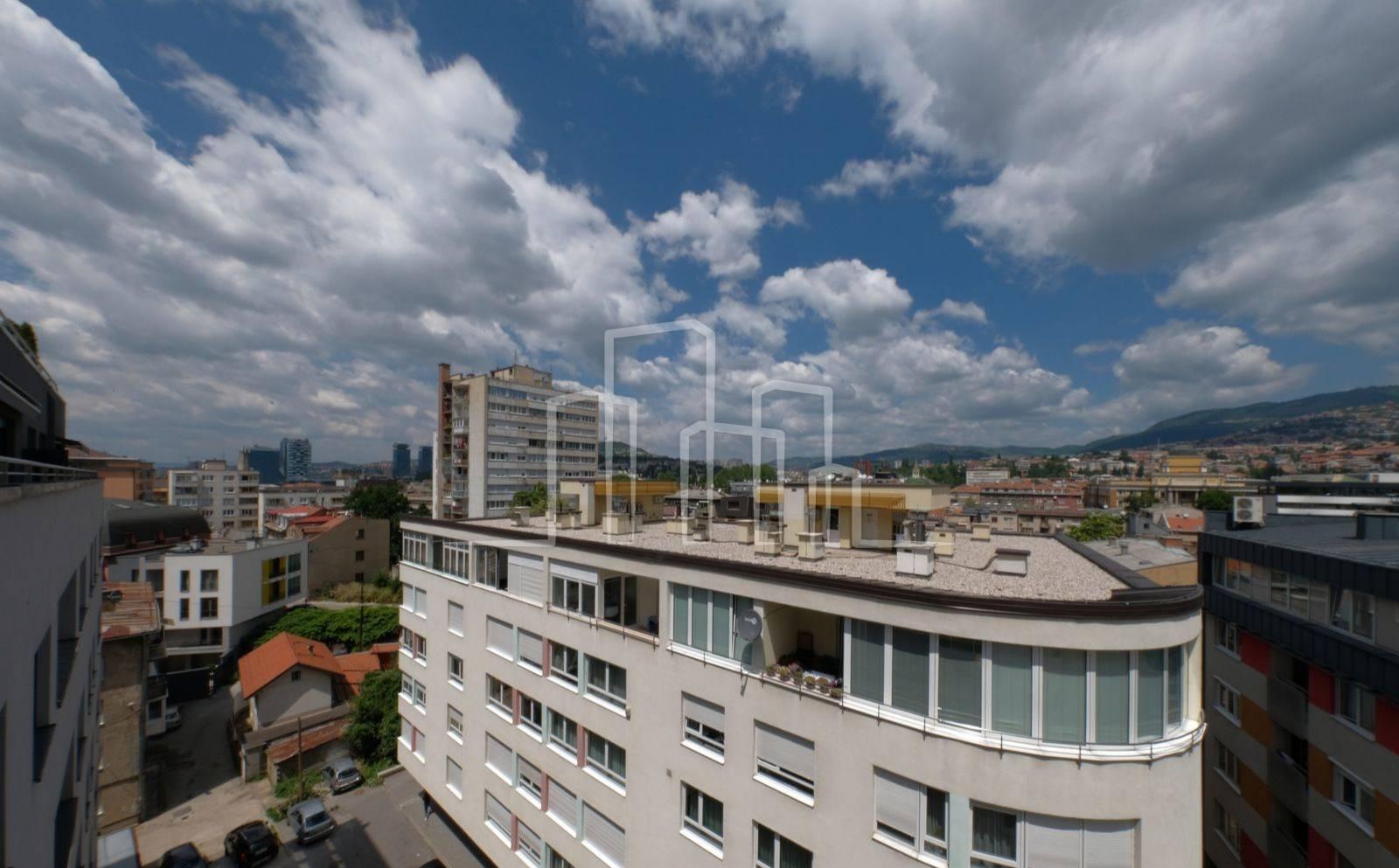 najam četverosoban opremljen stan Skenderija Sarajevo