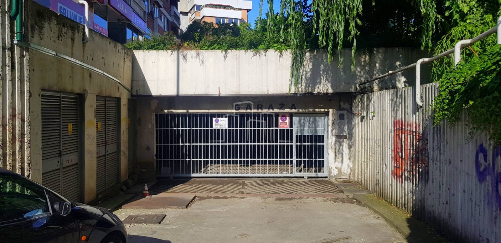 Iznajmljivanje garaža Grbavička Novo Sarajevo