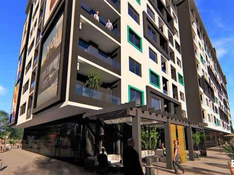Dvosoban stan u izgradnji Bulevar