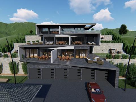 Novogradnja Villa Terrazza u pretprodaji