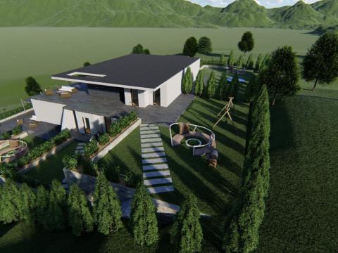 Novogradnja Villa Terrazza stan A1 četverosoban