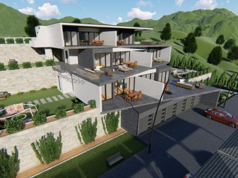 Novogradnja Villa Terrazza stan C2 četverosoban