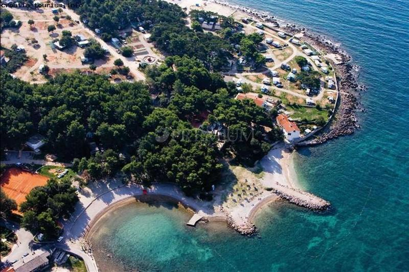 Otok Krk, Krk, prodaja građevinskog zemljišta!Zemljište, Krk