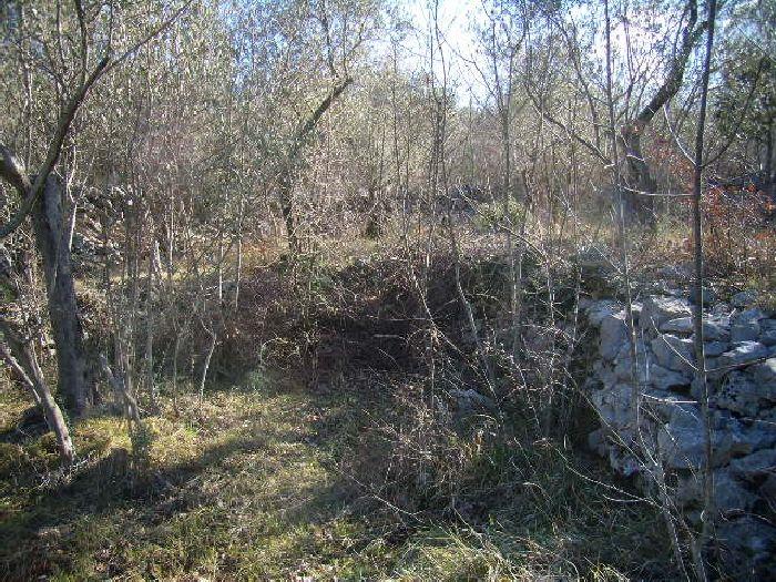 Zemljište Soline, Dobrinj, 493m2