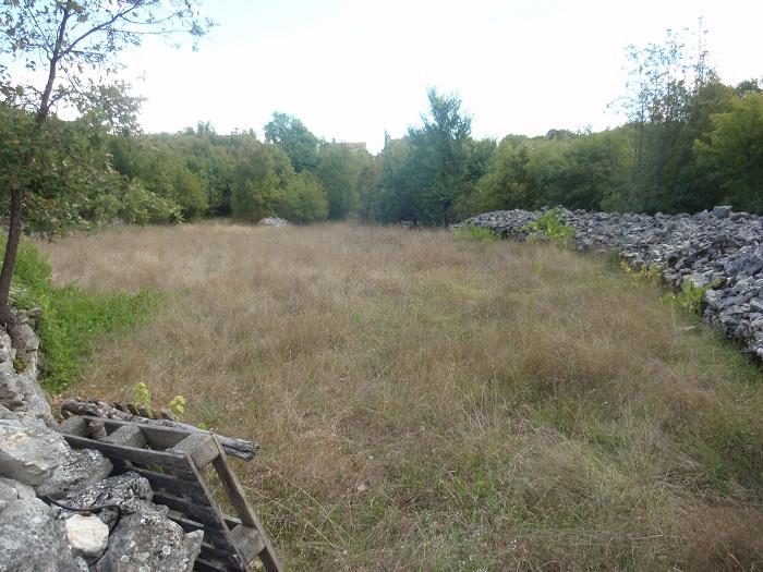 Zemljište Dobrinj, 630m2