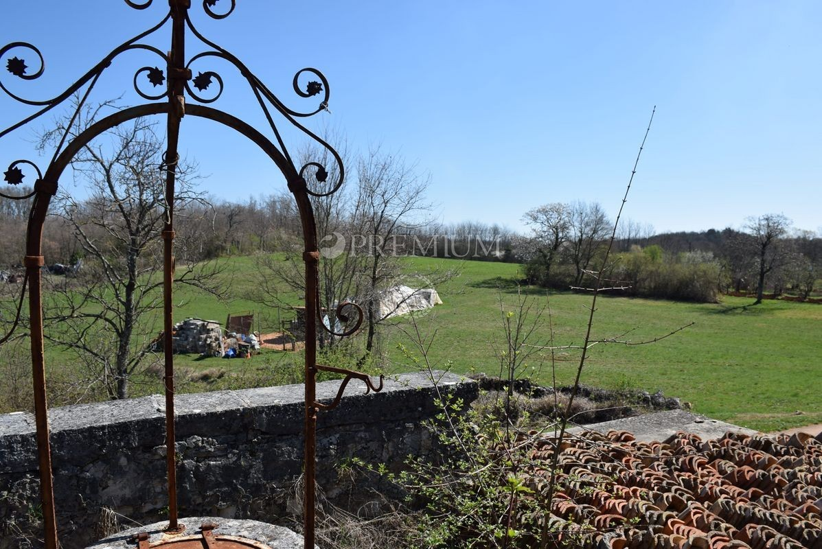 Istra Old Stone House With A Beautiful View Adaptation Needed