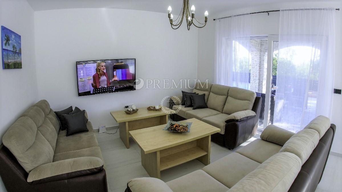 Okolica Krka, nova samostojeća kuća na prodaju! Prekrasna panorama!