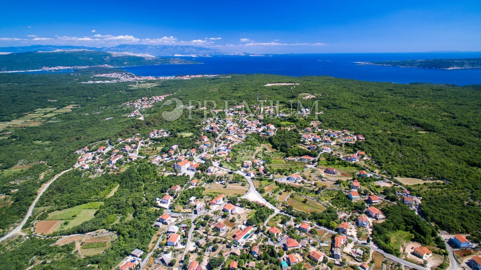 Kmetijsko zemljišče Vrh, Krk, 19.970m2