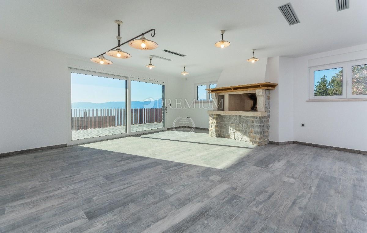 Kostrena, prodaja, luksuzna vila od 356m2 s panoramskim pogledom na more!