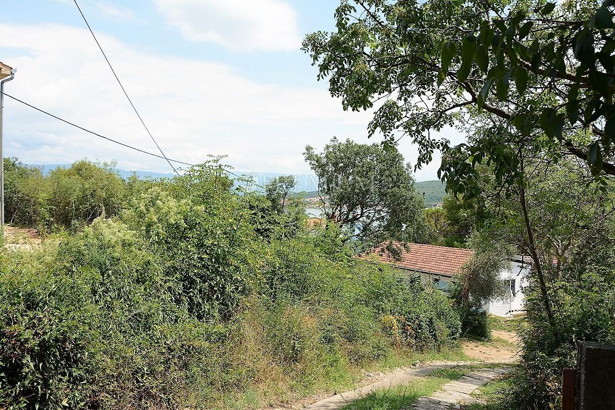 Uvala Soline, prodaja, građevinsko zemljište od 478 m2 s pogledom na more, 250 m od mora