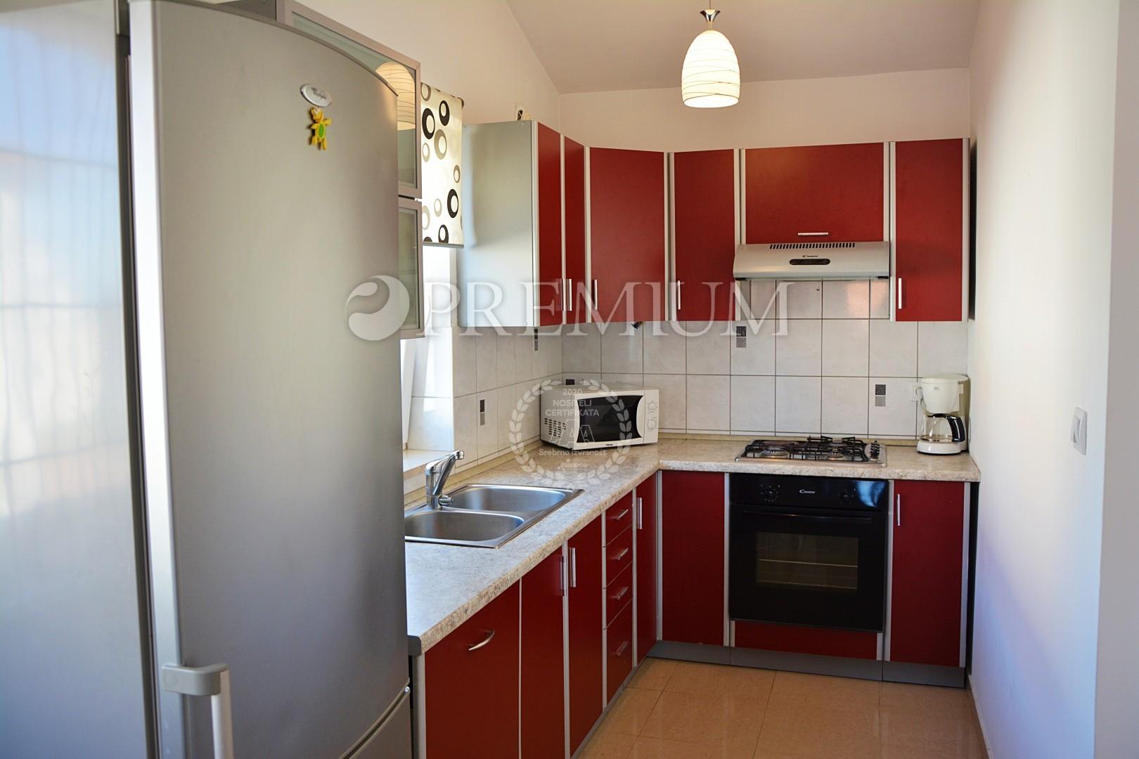 Malinska Centar Verkauf Von Zweistöckigen Wohnung Von 100 M2