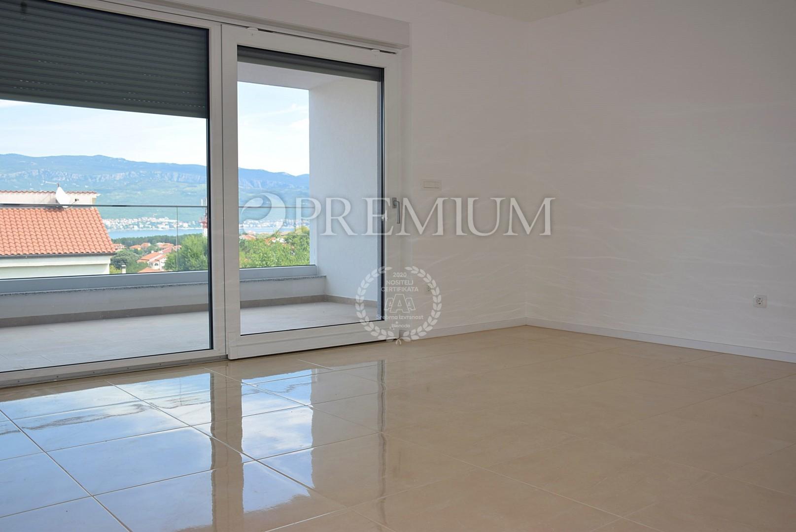 Apartman na prvom katu sa pogledom na more!! Vrhunska novogradnja!!