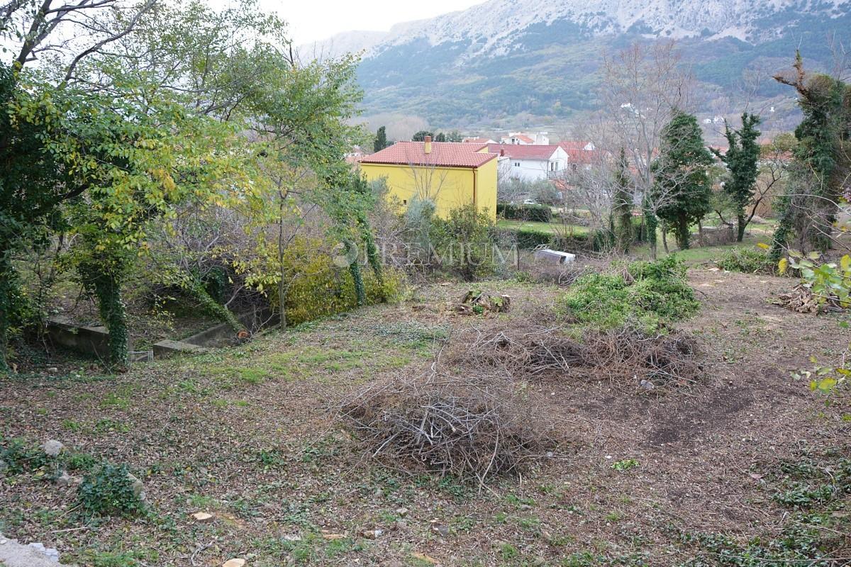Okolica Baške, prodaja građevinskog zemljišta na rubnom dijelu građevinske zone!