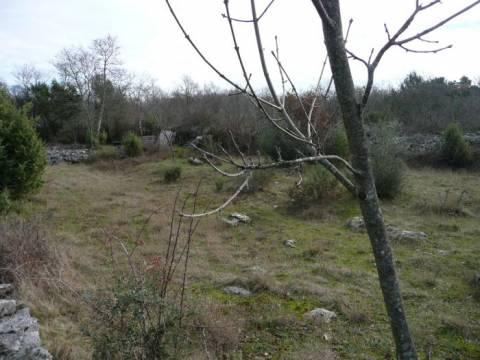 Zemljišče Malinska, Malinska-Dubašnica, 3.500m2