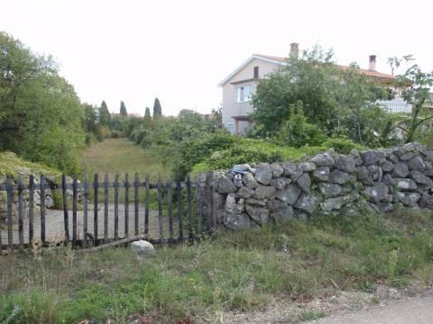 Grundstück Dobrinj, 805m2