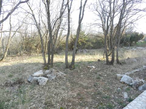 Zemljište Soline, Dobrinj, 1.000m2