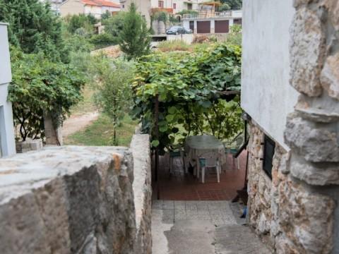 Vecchia casa di pietra Vrbnik, 220m2