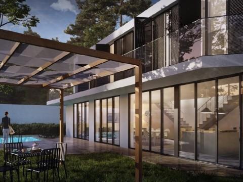 Krk, okolica, prodaja hiše od 170 m2 z bazenom