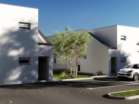 Krk, Verkauf, Wohnung im Erdgeschoss eines neuen Gebäudes mit Garten!