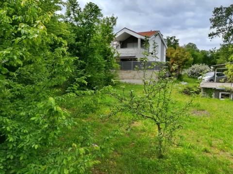Gradbeno zemljišče Malinska, Malinska-Dubašnica, 928m2