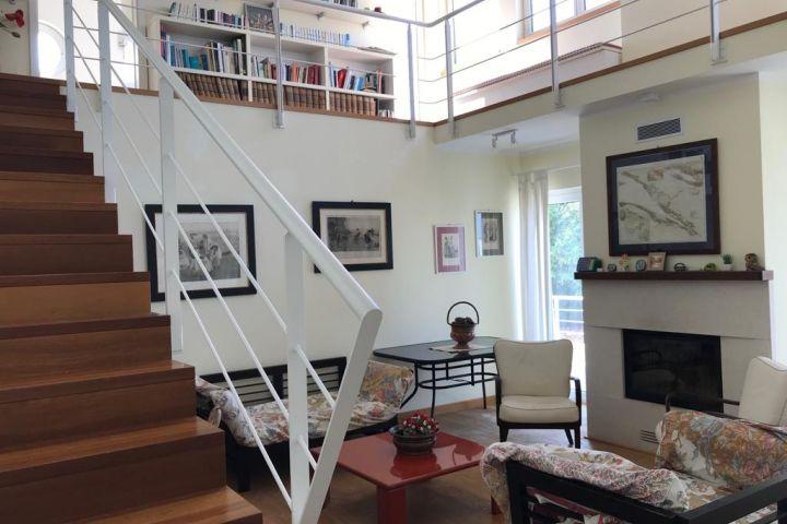Dizajnerska kuća u mirnom mjestu