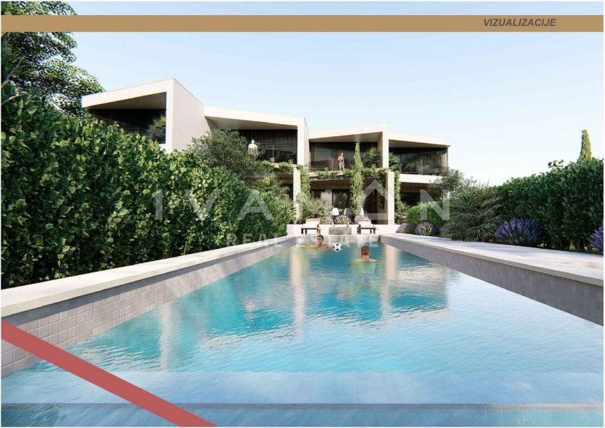 Rezidencijalne kuće s bazenom