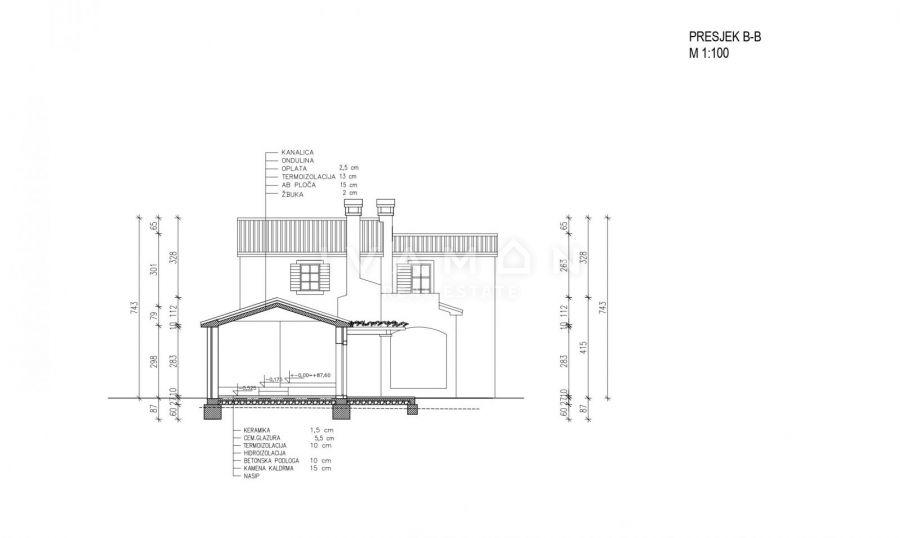 House Poreč, 140,97m2